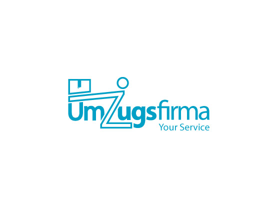 Logo für Umzugsfirma
