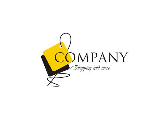 Preisschild Logo für Modelabel