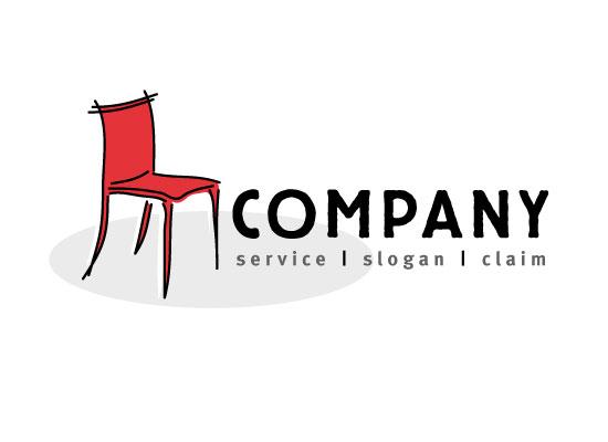 Stuhl Wohnen Möbel Sitzen Schreinerei Möbelwerkstatt Holz Möbelhaus Logo