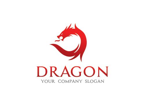 drachen logo logomarket