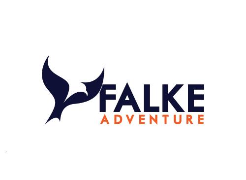 Adler Logo, Vögel Logo, Falke Logo