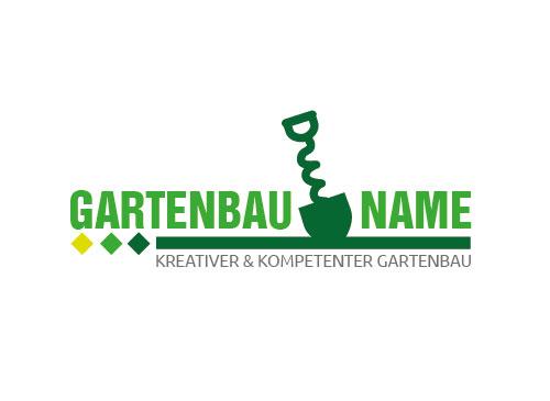 gartenbau garten logo logomarket