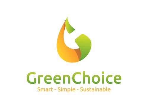 Ökologie Logo, natur logo, blatt logo, Landwirtschaft logo