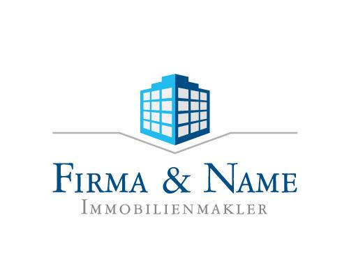 Makler immobilien geb udeverwaltung logomarket for Makler immobilien