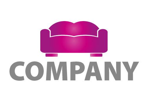 Zeichen, Zeichnung, Symbol, Sofa, Möbel, Logo