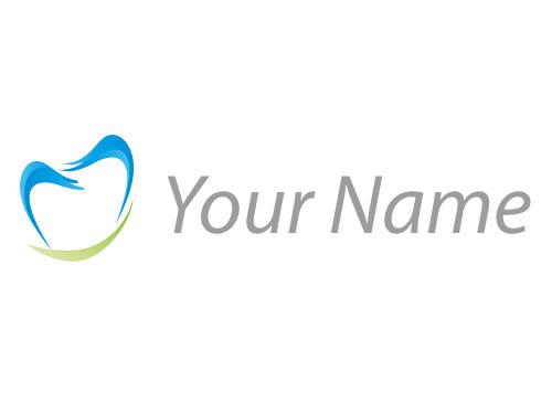 Zahn und Strich Logo - logomarket