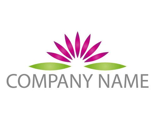 Zeichen, Zeichnung, Symbol, Pflanze, Blume, Blätter, Heilpraktiker, Logo