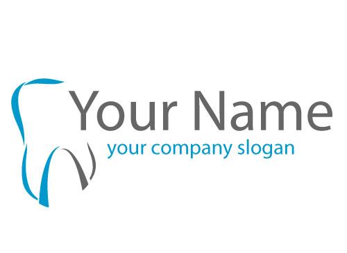 Zähne, Zahnärzte, Zahnarztpraxis, Zahnarzt, Zahn, Zahnmedizin, Logo
