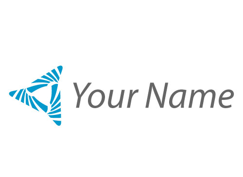 Zeichen, Skizze, Wellen, Dreieck, Pfeil, Beratung, Logo