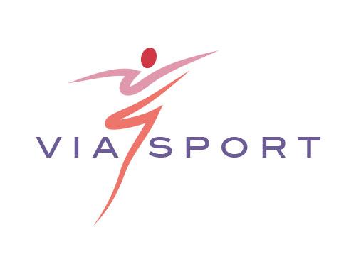 Zeichen, zweifarbig, Signet, Symbol, Mensch, Frau, Sport, Physiotherapie, Logo