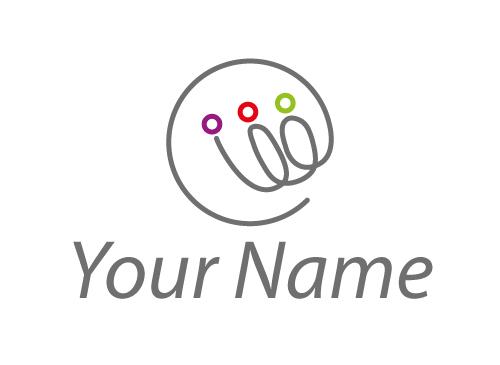 Zeichen, Zeichnung, Symbol, Drei Personen, Kinder, Team, Familie, Logo