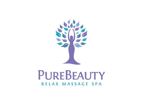 Spa wellness logo  Kosmetik Logo, Wellness Logo, Spa, Massage, Salon - logomarket