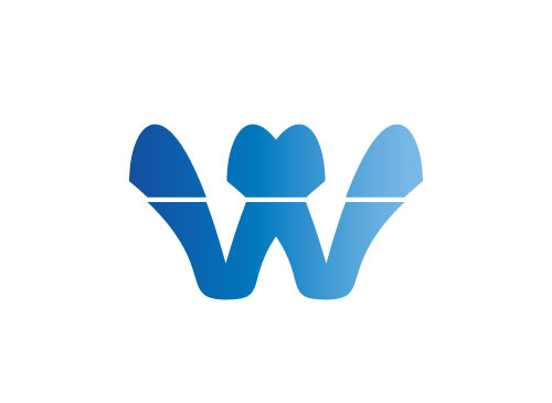 Zeichen, Zeichnung, Symbol, Logo, W, V, Coaching, Consulting, Beratung
