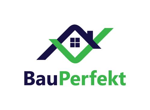 Haus Logo Immobilien Logo Bauwerk Logo Logomarket