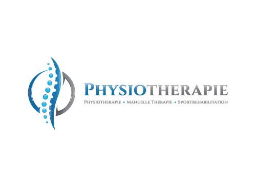 Ö, Zeichen, Chiropraktiker, Physiotherapie, Manuelle Therapie, Sportrehabilitation, Wellness, Medizin, Kreis Logo