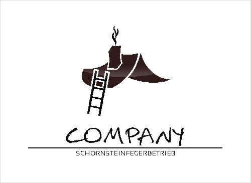 schornsteinfeger logo logomarket. Black Bedroom Furniture Sets. Home Design Ideas