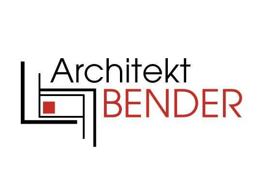 Logo mit Grundriss für einen Architekten