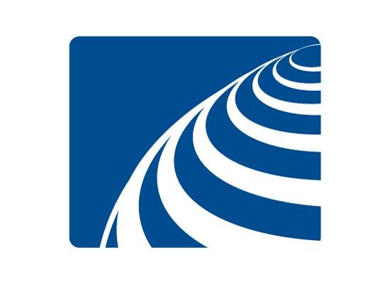 Globus aus Breitenkreisen - Weltkugel Logo