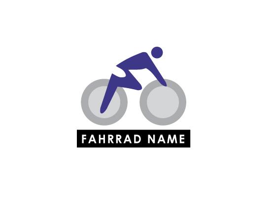 Fahrradlogo - Rennradsport