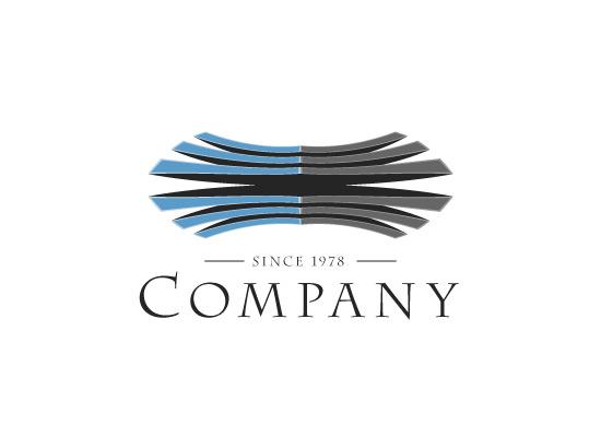 Logo mit Akten