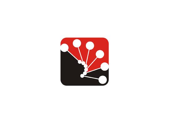 Logo für Netzwerk