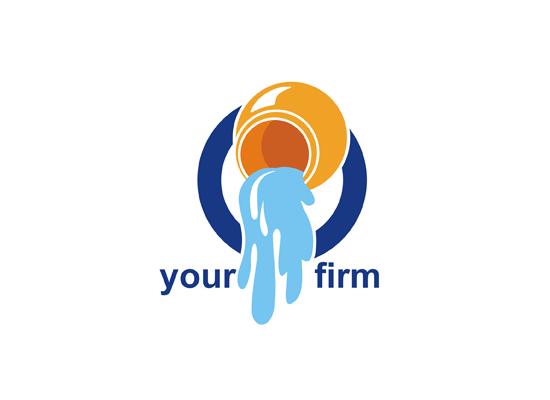 Wasserkrug Logo