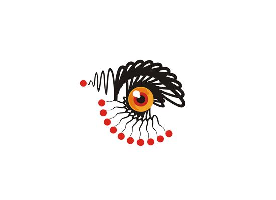 Auge im Fokus