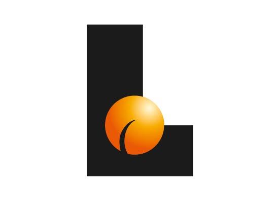 Zeichen, Initial L, Buchstabe L