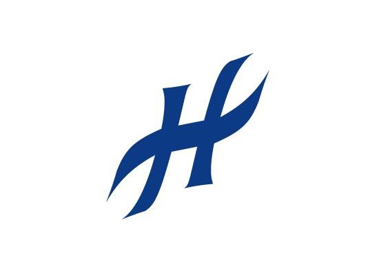 schwungvolles H als Initial