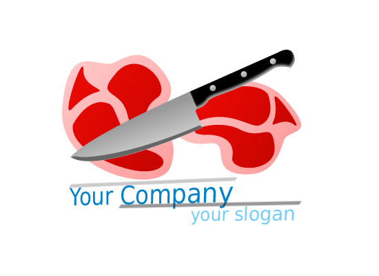 Steak Logo