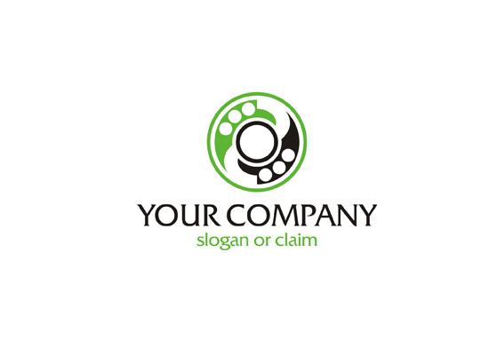 Wählscheibe - Logo für Telekomunikationsunternehmen