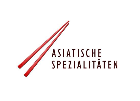 Asiatische Spezialitäten - Stäbchen