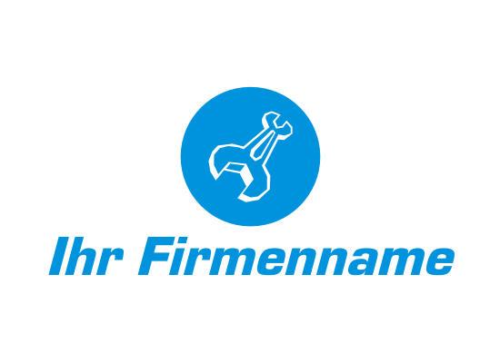Werkstatt - Schlüssel Logo