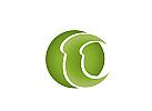 Zeichen, Zeichnung, Symbol, Logo, Buchstabe, E, W, Kugel, Coaching, Consulting, Beratung