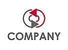 Zwei Pfeile, Zeichen, Zeichnung, Symbol, Logo
