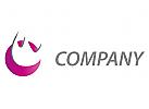 Zeichen, Zeichnung, Symbol, Logo, Coaching, Consulting, Beratung, W