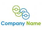 Zeichen, Skizze, Coaching, Consulting, Beratung, Kreise, Logo