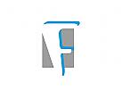 Zeichen, Zeichnung, Symbol, Logo, F, Coaching, Consulting, Beratung