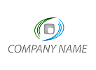 Zeichen, Zeichnung, Video, Technologie, Vision, IT, Logo