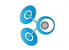 Viele Kreise Logo