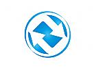 Zwei Pfeile, Coaching, Consulting, Beratung, Logo