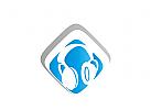 Sound, Musik, Kopfhörer Logo