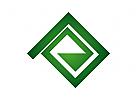 Zeichen, Zeichnung, Symbol, Spirale, Eckig, Rechteck, Labyrinth, Logo