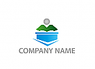 Schule, Bildung Logo