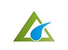 Zeichen, Zeichnung, Symbol, Tropfen, Dreieck, Logo