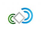 Zeichen, Zeichnung, Symbol, Netzwerke, Software, Kommunikation, Consulting, Beratung, Logo