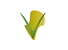 Zeichen, Zeichnung, Buchstabe, V, Coaching, Consulting Logo