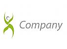 Zeichen, Zeichnung, Tanzen, Sportmedizin, Sport, Fitness, Logo