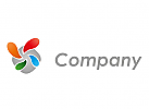 Maler, Druckerei, Copyshop, Logo