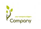 Zeichen, Zeichnung, Symbol, w, Person, Pflanze, Baum, Logo